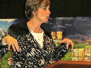 Speaker Maryann Krabbe