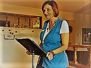 Teacher Maryann Krabbe